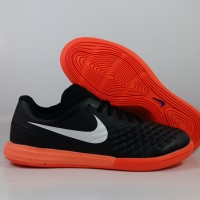 Sepatu Futsal Nike Magista X Finale II Black Red Replika Impor