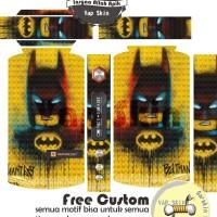 harga Garskin Vaperesso Tarot Pro 160w Motif Batman Lego, Bisa Request Motif Tokopedia.com