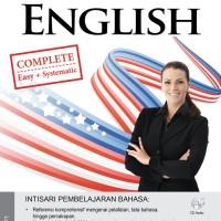 """Belajar Bahasa Inggris """" How To Master English + CD Audio """""""