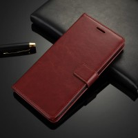 Leather Case Casing Kulit Flip Wallet Cover OPPO F1S | F1 S | A59