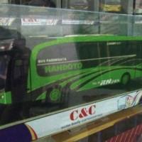 "MINIATUR BUS ""HANDOYO"" C&C PRODUCT EKSKLUSIVE"