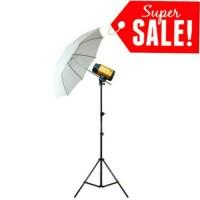 Paket Tronic Lead Eco Single Zonacamera 2 Lampu lighting Studio