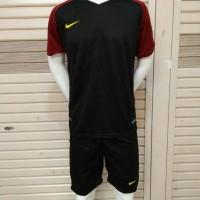 Setelan Jersey Bola Futsal Lokal Polosan Nike Manchester CIty Away GO
