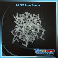 L-Knee ( karet, neple, l knee, l-kne, infus, printer, cartridge )