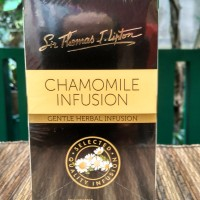 Teh Celup Camomile - Chamomile Herbal Infusion - Sir Thomas J. Lipton