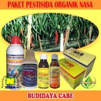Jual Paket Pestisida Organik Nasa Budidaya Cabe Pengendali Hama Tanaman Murah
