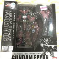 SD Gundam Transformable mobile suit Gundam Epyon