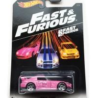 Hot Wheels Honda S2000 Pink Fast and Furious