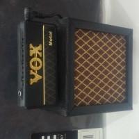Ampli / Amplifier Gitar / Guitar Vox + Amplug Cabinet AP - CAB Ori