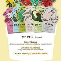 Tony Moly I'm Real Mask Sheet Original Korea