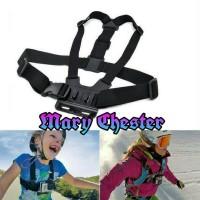 Jual Gopro Accessories Adjustable Chest Body Harness Belt Strap Mount Murah