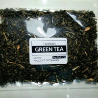 Teh Green Tea Taiwan