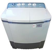 LG T P800N - Mesin Cuci Dua Tabung - 8kg (khusus dki)
