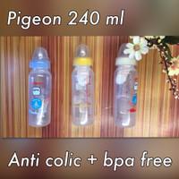 Jual MURAH! Botol Susu Bayi Pigeon 240 ml BPA Free (PP) Murah