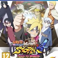 PS4 Game / Playstation 4 Naruto Storm 4 Road to Boruto