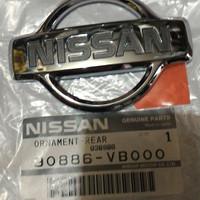 [NISSAN AP] Emblem Bagasi / Back door Nissan Patrol / SAFARI 90886-VB0