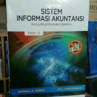 Buku SISTEM INFORMASI AKUNTANSI - Edisi 13