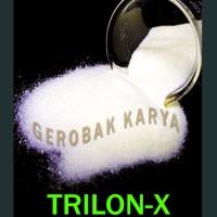 Trilon-X | Pengikat unsur logam dan mineral dalam air isi ulang| 50 gr