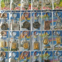 Gantungan Kunci Yang Unik Malaysia/Kuala Lumpur