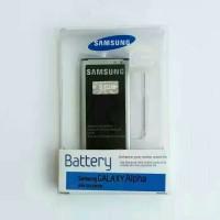 Batere Bateri Batre Galaxy Samsung Alpha G850 Original