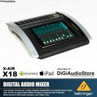 harga Behringer X18 [ X 18 ] X Air Digital Audio Mixer powered by MIDAS Tokopedia.com