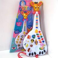 Mainan GITAR JERAPAH Untuk Anak Bayi