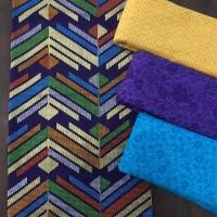 Kain Katun Batik Prada BAli dan EMbos