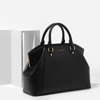 TAS WANITA ORIGINAL CHARLES AND KEITH METAL CITY BAG (BEST SELLER)