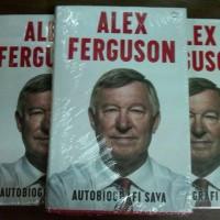 Alex Ferguson, Autobiografi Saya - Alex Ferguson