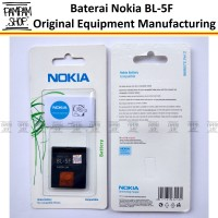 Batre / Baterai / Batrai / Battery Nokia BL-5F / BL5F X5-01 X5 01 ORI