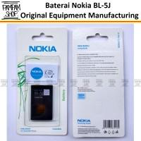 Baterai Nokia C3-00 C3 00 Lumnia 520 N900 Bl5j Bl-5j Original Oem 100%