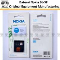Baterai Nokia 6260 Slide BL5F BL-5F Original OEM | Batre, Batrai, HP