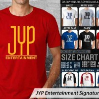 JYP Entertainment Signature 1 - KAOS DISTRO PRIA WANITA ANAK OCEANSEVE