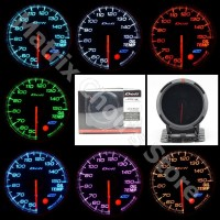 "Defi Link Advance BF 2.5"" Oil Temp Gauge 13 Illumination Color"