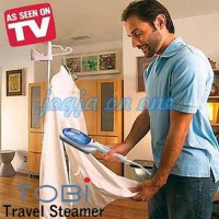 Setrika Uap Tobi Murah setrika uap praktis Tobi Travel Steamer