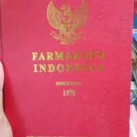FARMAKOPE INDONESIA EDISI 3