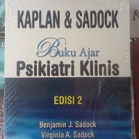 Buku Ajar Psikiatri Klinis Kaplan & Sadock