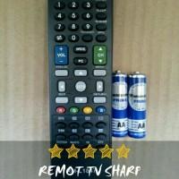 REMOTE TV SHARP AQUOS LCD LED
