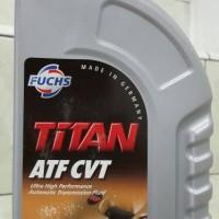 Oli Transmisi Matic Automatic Fuchs Titan ATF CVT Made In Germany 1 Le