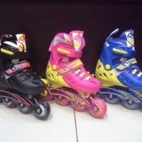 Sepatu Roda POWER KING BAJAJ Skate BAN FULL KARET Anak dan Dewasa