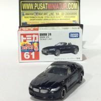 BMW Z4 - TOMICA REGURLER 75 (DIECAST-MINIATUR)