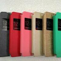 Flipcover Vivo Y55 5.2 inchi Flip Case / Sarung HP / Leather Case