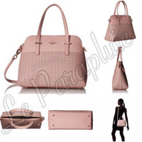 KATE SPADE MAISE CEDAR STREET IN PERFORATED