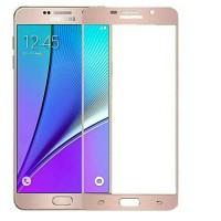 HMC Samsung J7 Prime-2.5D full screen tempered -lis rose gold
