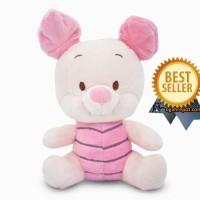 Boneka Bayi Piglet ( Disney Baby Piglet Sitting Doll ) 7 inch