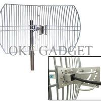 Ready TP-LINK TL-ANT2424B - 2.4GHz 24dBi Grid Parabolic Antenna