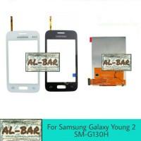 LCD TOUCHSCREEN SAMSUNG GALAXY YOUNG 2 DUOS SM-G130H G130 ORIGINAL