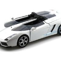 Produk Motormax Lamborghini Concept S - Putih, Skala 1:24 Baru