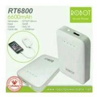 POWER BANK VIVAN ROBOT RT6800 6600MAH TERBATAS! | Grosir!