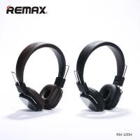 Remax Headset Headphone Rm-100h HiFi Stereo Bass Original